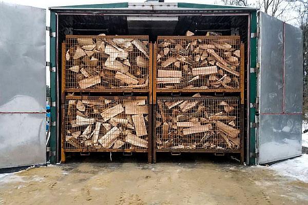 Kiln Dried Firewood from Southridge Farm And Nursery in Walpole MA