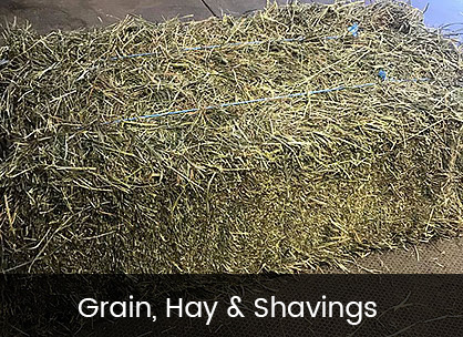 Southridge Farm and Nursery Grain Hay and Shavings